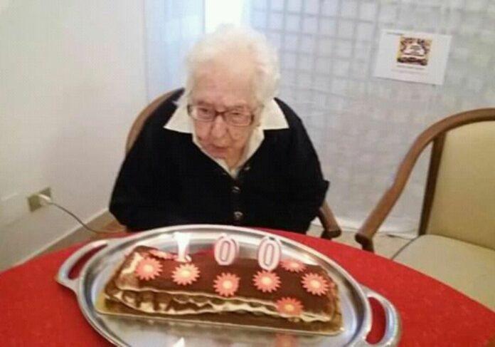 Clara napitello - 100 anni - AltaVita-IRA