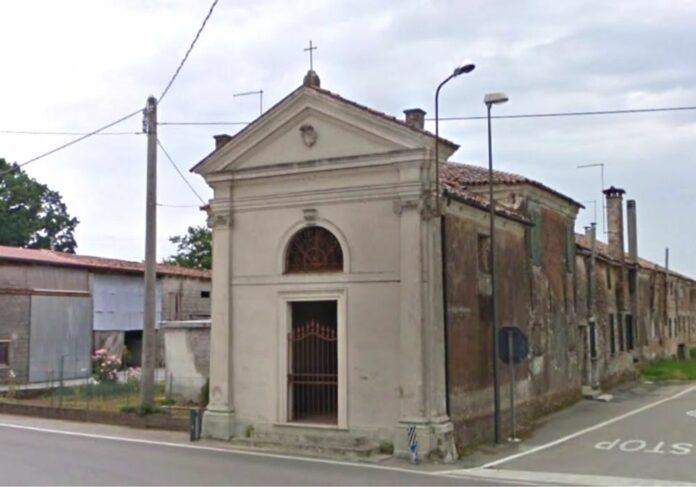 Chiesetta Santa Giustina in Colle - AltaVita-IRA